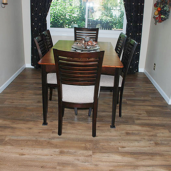 Vinyl Plank projects by Carpet Masters of Longmont, Colorado