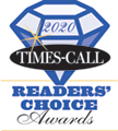Times Call - Readers' Choice Awards 2020 - Best Flooring Store & Best Locally Owned Store