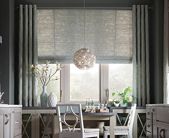 Complete any room with Graber® Window Fashions