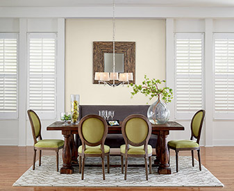 Graber® manufacturers beautiful blinds, shades, shutters, drapes, & other window treatments.