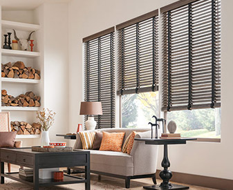 Save money by conserving energy using Graber® Window Fashions